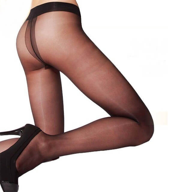 Extra Large T-Shape Sheer Pantyhose